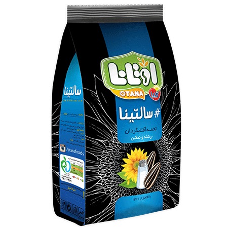 #saltina roasted and salted sunflower seed 130 gr