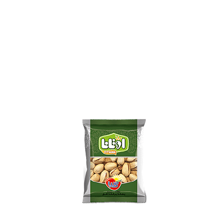 roasted and salted pistachio 25 gr